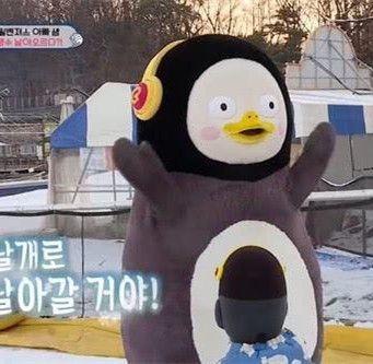 Wholesale Cute Penguin Plush Pillows Kpop Pengsoo Cushions Kawaii Stuffed Animals Toys for Children Girls Gift