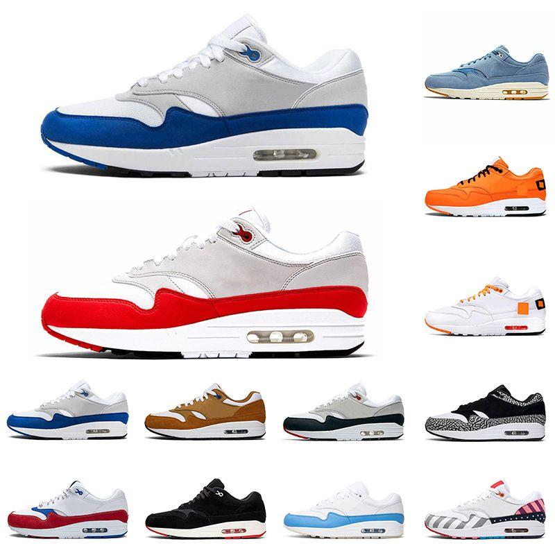 Yeni Atmos 1 s Koşu Ayakkabıları Eğitmenler Atmos 1 s Hayvan Paketi 3.0 Fil Parra Baskı Spor Tasarımcısı Sneakers Ne Getirdi 36-45