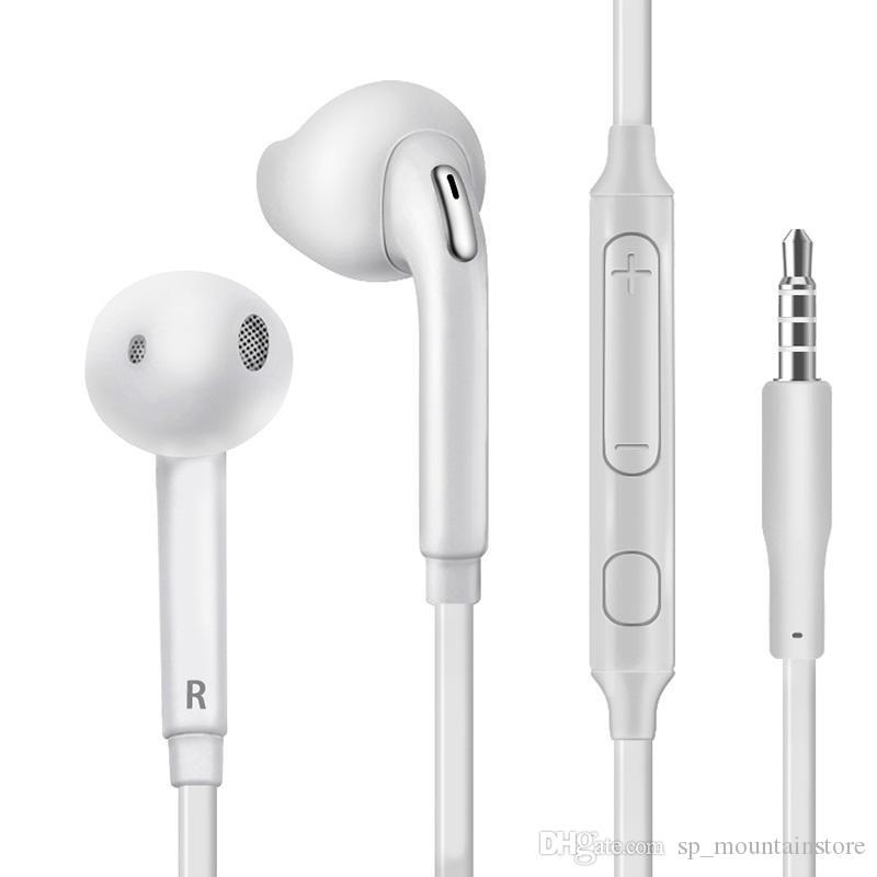 헤드폰 음악 이어폰 전화 용 스테레오 게임용 이어폰 iPhone 5s 용 iPhone이있는 Xiaomi iPhone 6 컴퓨터 (소매점)