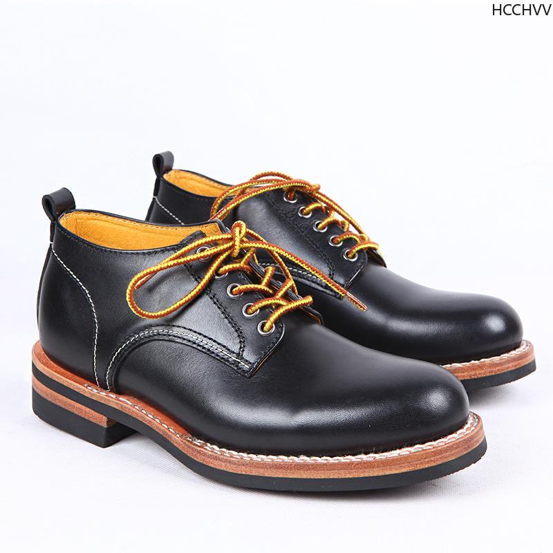Chaussures de chaussures pour hommes en cuir à la main de grande taille hommes de respiration été conduite coulissantes en vente à chaud occasionnel 2019