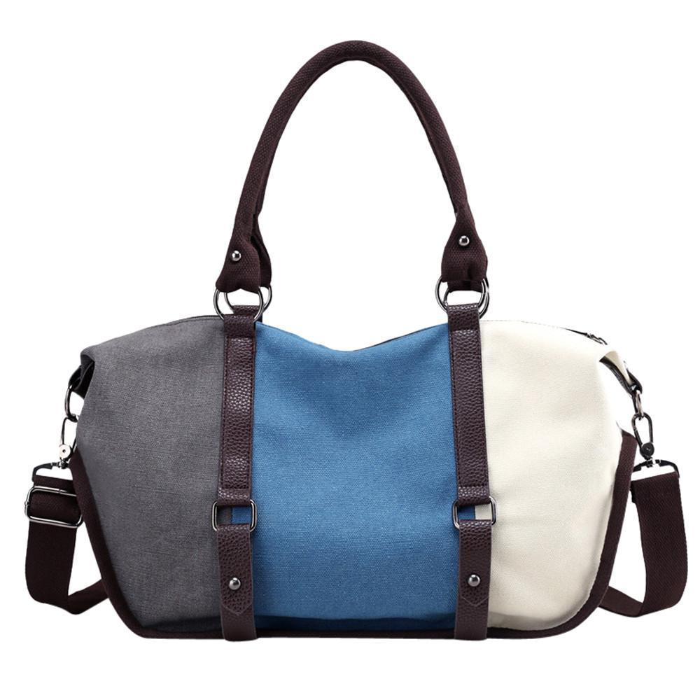 Totes Crossbody Shoulder Joint Handbag Donna Bag Da Bag Split Personality Designer- Handbag Borse Fashion Women Toecr