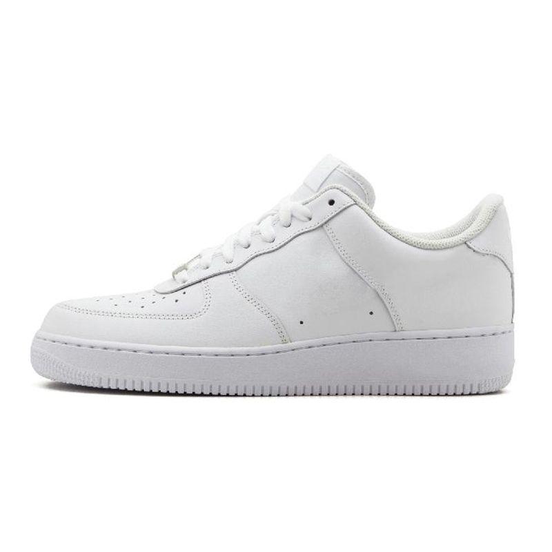 Großhandel Nike Air Force 1 Forces Shoes Laufschuhe 1 Für Männer Frauen Dunk Utility Weiß Schwarz Orange Pink Wheat High Low Herren Sneakers Sport