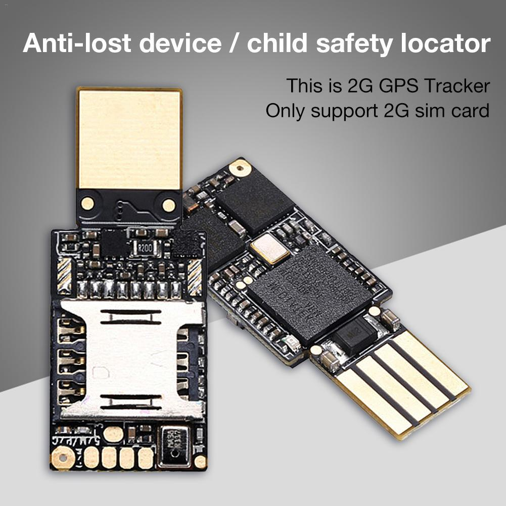 Smallest ZX618 PCBA Wifi LBS GSM Tracker Positioning TF Card Voice Recording Indoor Accuarcy 10m Mini 20x13mm Locator GPS