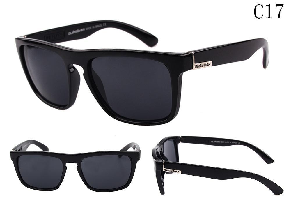Yeni Tasarımcı Güneş Bay Bayan Unisex QS Sunglass UV400 Koruma Gözlük Quik Doğa Sporları Binme Güneş QS731