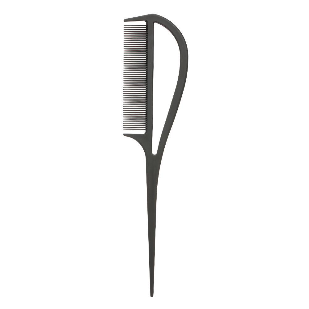 Антистатический дразнящий гребень раздел волос гребень для всех типов волос Волшебный гребень парикмахерские гребни запутанные прямые щетки