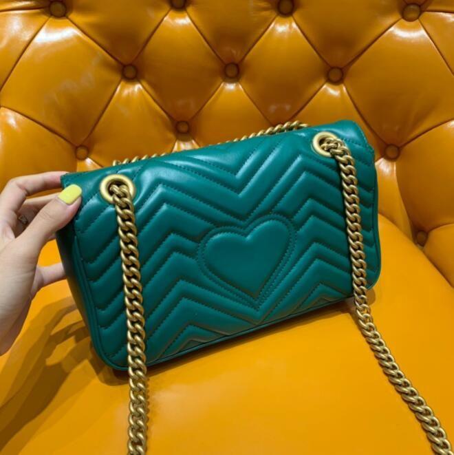 Designer Handbag 2020 Classical designer Tag Top quality girl Lovers heart shape shoulder women luxury Fashion Bags Make-up bag handbags pur