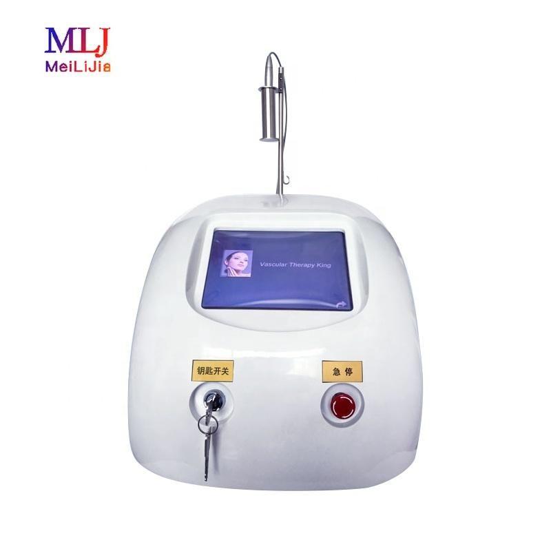 Original Vendre 980nm Laser Vascar Vein Résection Safe et Efficace Equipement de beauté pour le salon