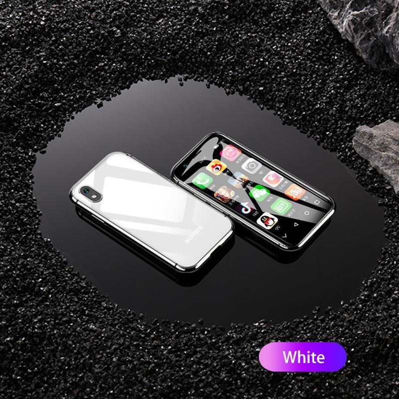 Originais XS 3 '' الهواتف المحمولة الروبوت موبايل 3GB + 32GB 1580mAh 4G LTE الهاتف الذكي في Google Play الذكية Celulares desbloqueados telefonos moviles