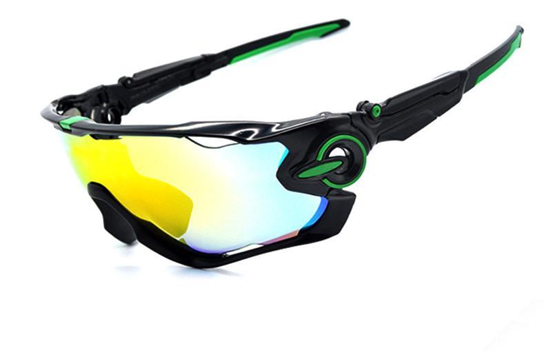 Сломанные солнцезащитные очки ветровые очки горные спорты велосипедные спорты на открытом воздухе поляризованные o Велоспорт Teuru