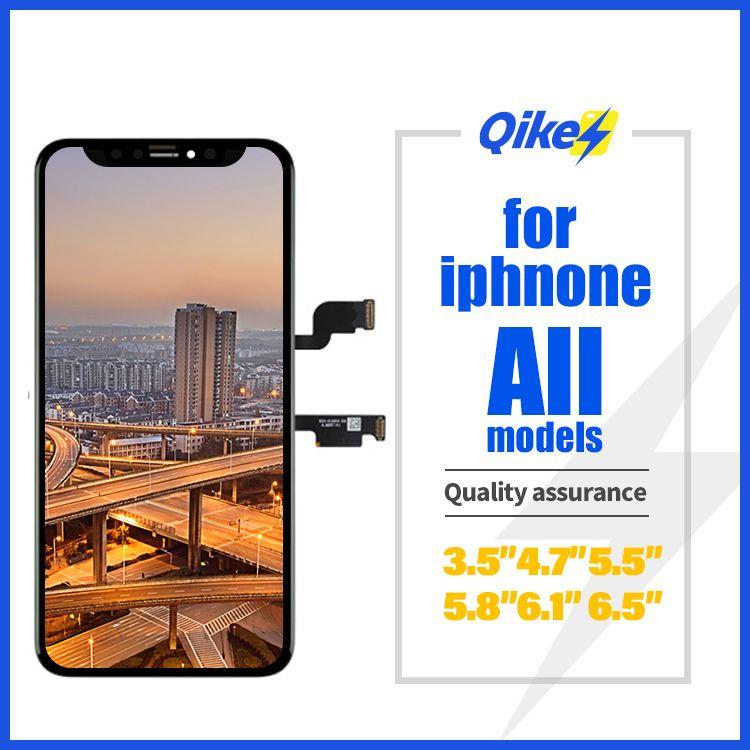 AAA iPhone Para 6 6S 6S más 7plus 7 8 8plus X Xr Xrs XrsMax pantalla LCD Diaplay