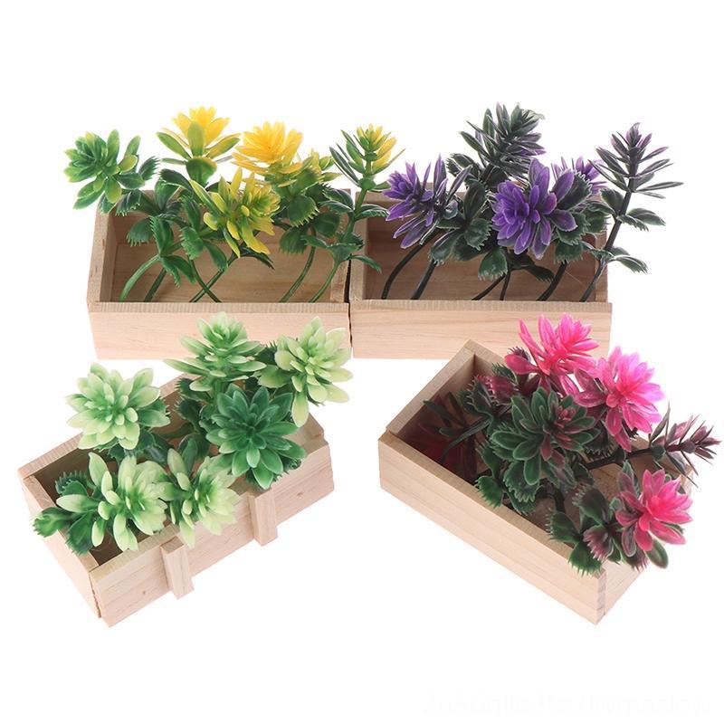 Mini Succulent Fairy Garden Figurines Miniature 1x Christmas Wreath