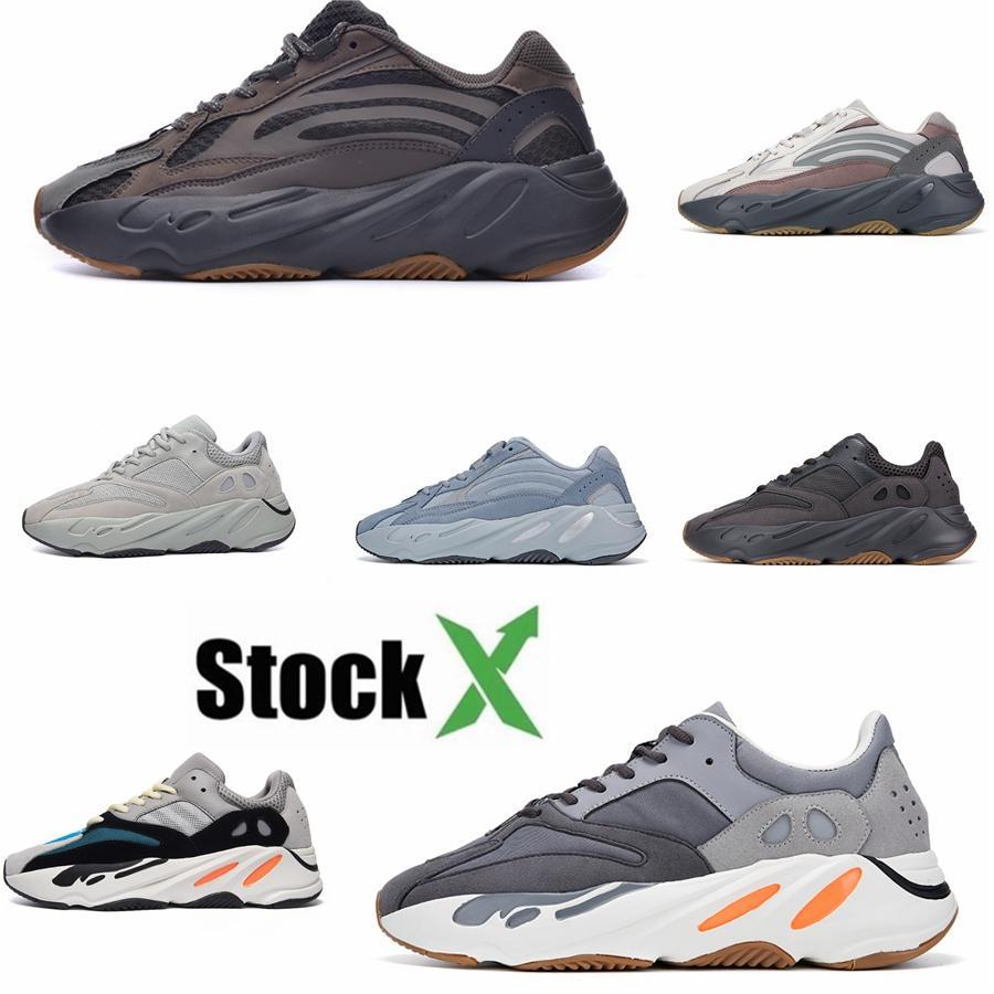 2020 Top-Qualität Günstige 700 V3 Azael Kanye West Schuhe Herren Laufschuhe für Männer 700S Schuhe Sport Tripler Fashion Sneakers 02538De8 # DSK994