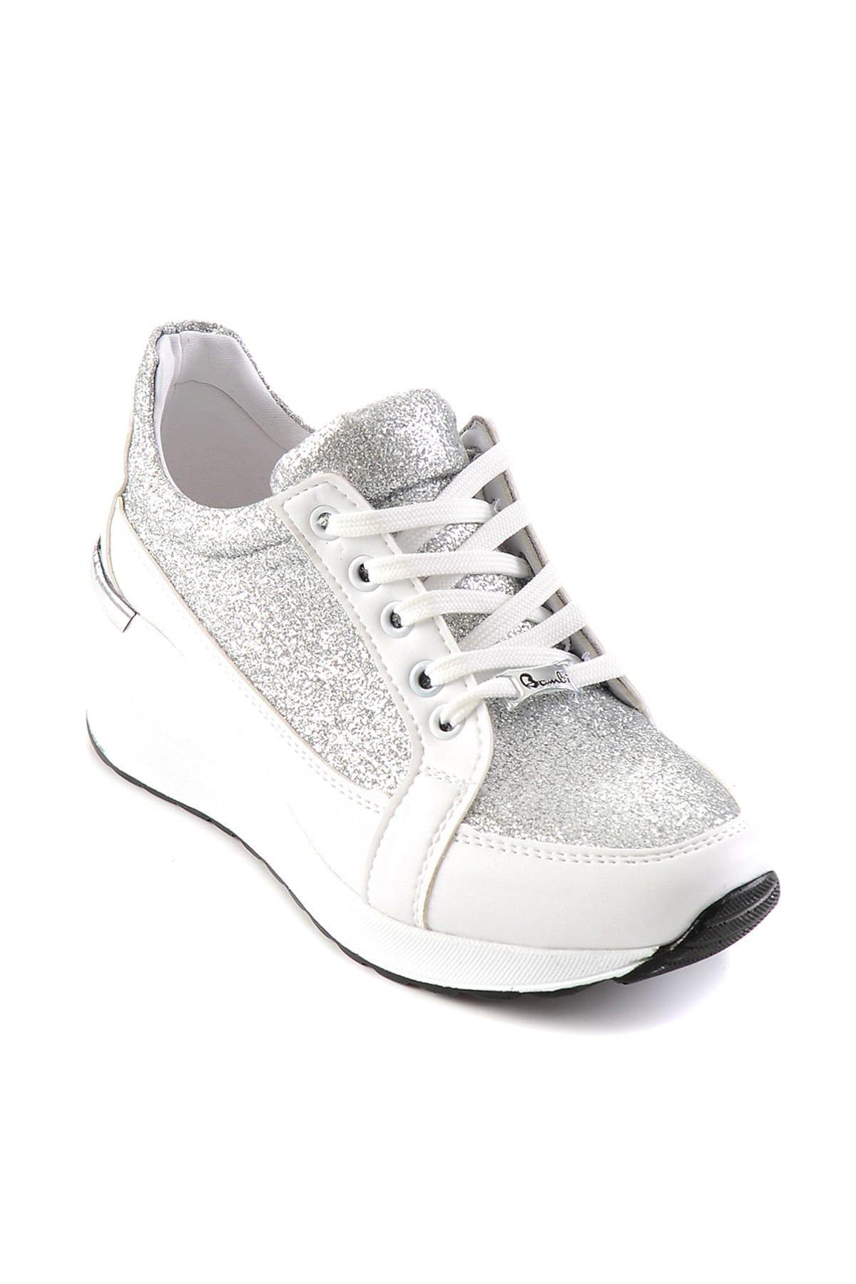 Bambi Mulheres White 'S Sneaker H0512078009