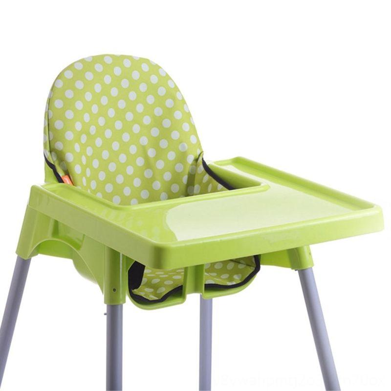 New Baby Дети Дети высокий стул Сопроводительные Бустер Коврики Накладки для кормления Стул Подушка Складная Водонепроницаемая Подушка