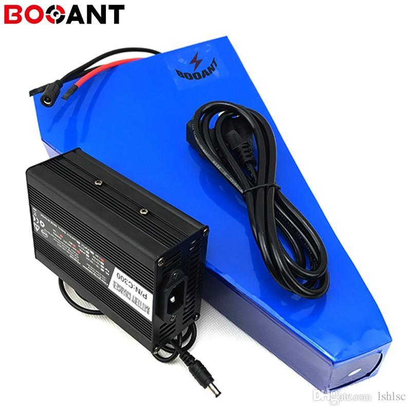 Batterie de Lithium de triangle de 20S 10P 72v 34ah pour la Batterie de Vélo Électrique de Panasonic 18650 Cell 72V pour 3000W Moteur avec 60Amps BMS