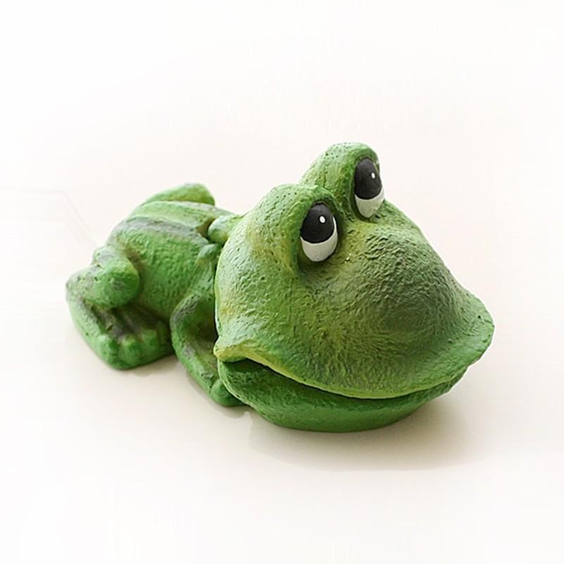 Akvaryum Kurbağa Hava Kabarcık Kabarcıklandırma Taş Oksijen Pompası Fish Tank Süsleme Dekor 1pcs