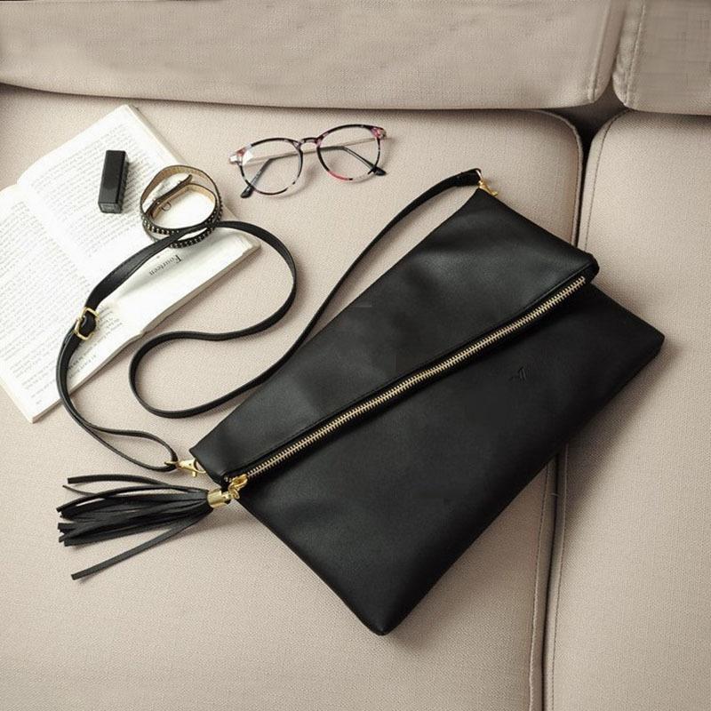 Leder PU Unregelmäßige Abdeckung Tasche Tasche Falten Messenger Front mit Handtasche Für Beutel Umschlag Taschen Frauen Crossbody Flap Umhängetaschen NNXTU