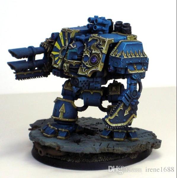 Compre Modelo De Resina Thousand Sons Chaos Dreadnought Incluindo Armas Frete Grátis De Irene1688 132 14 Pt Dhgate Com