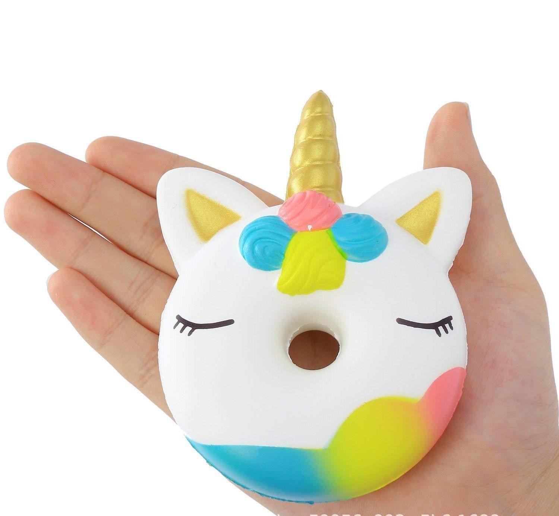 Baixo preço Squishy toy Donut Creme Bonito Mini Kawaii Descompressão Jumbo Panda Bun Pão Macio Bonito Presente 333