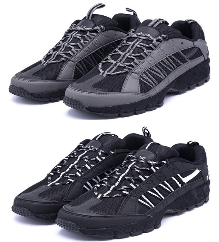 2018 Air Humara 17 grey Black Maize Deep Burgundy Desert Sand for men's running sneaker shoes air sports shoes