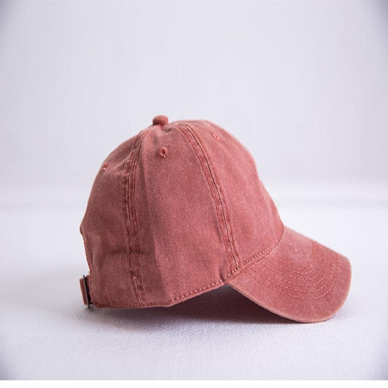 New Men's And Women's Korean Version Of Spring Autumn And Summer Shade Tide Cap Sun Net Hat Baseball Cap Student Hip-hop Hat