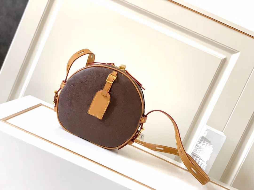 2020 Best price High Quality women Ladies Single handbag tote brown Shoulder backpack bag purse wallet clutch bag 52294 size 20x22.5x8cm