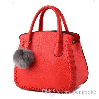 2019 neue weibliche Hand nehmen Brieftasche Rucksack diagonal Schulter einzelne Dame Handtasche B376