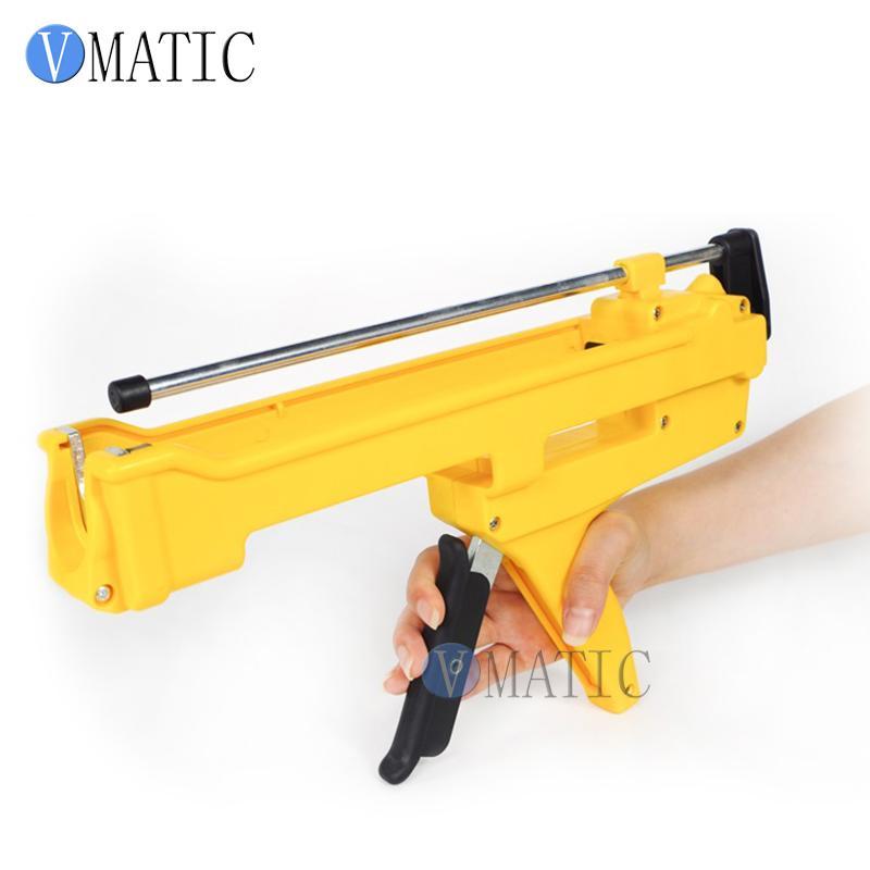 Бесплатная доставка топ-рейтинг ручной конопатки пистолет 345мл 10: 1 Ab клей диспенсер конопатить пистолет