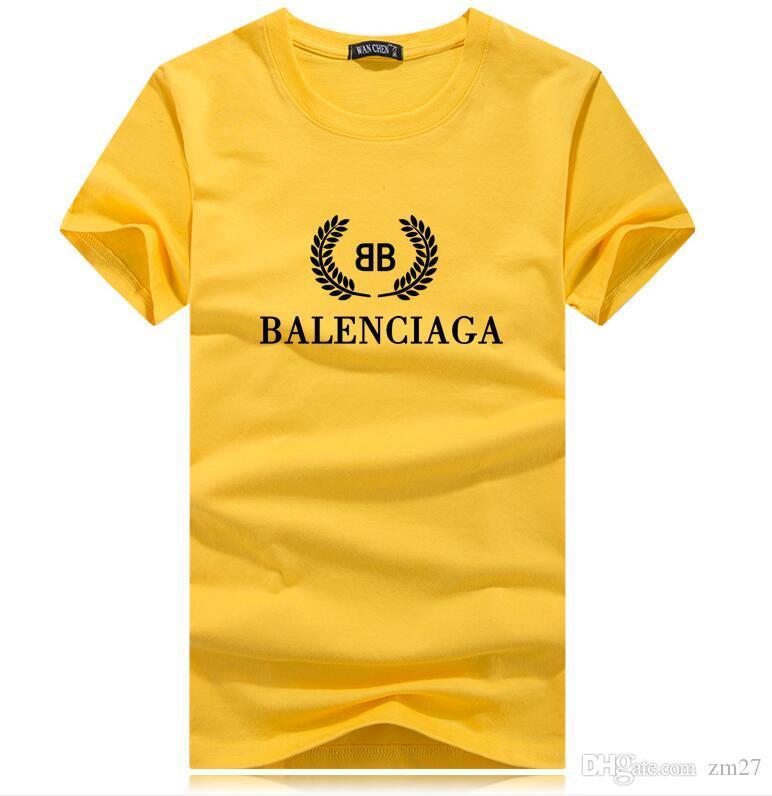 t-shirt de luxo Basketball T-Shirt Marca Homens de manga curta T-shirts Sólidos 100% Homme Algodão Camiseta 5XL Homens Verão Mulheres Clothings Plus Size