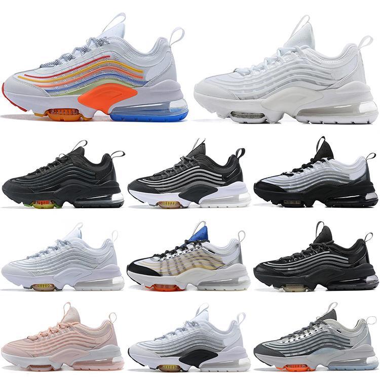 2020 nuevas mujeres de los zapatos para correr 950 Triple Negro Blanco de neón rosa de la moda para hombre de los entrenadores de atletismo Deportes zapatillas de deporte con la caja
