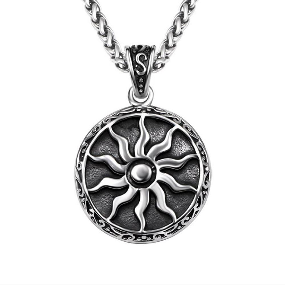 collier homme acier chirurgical