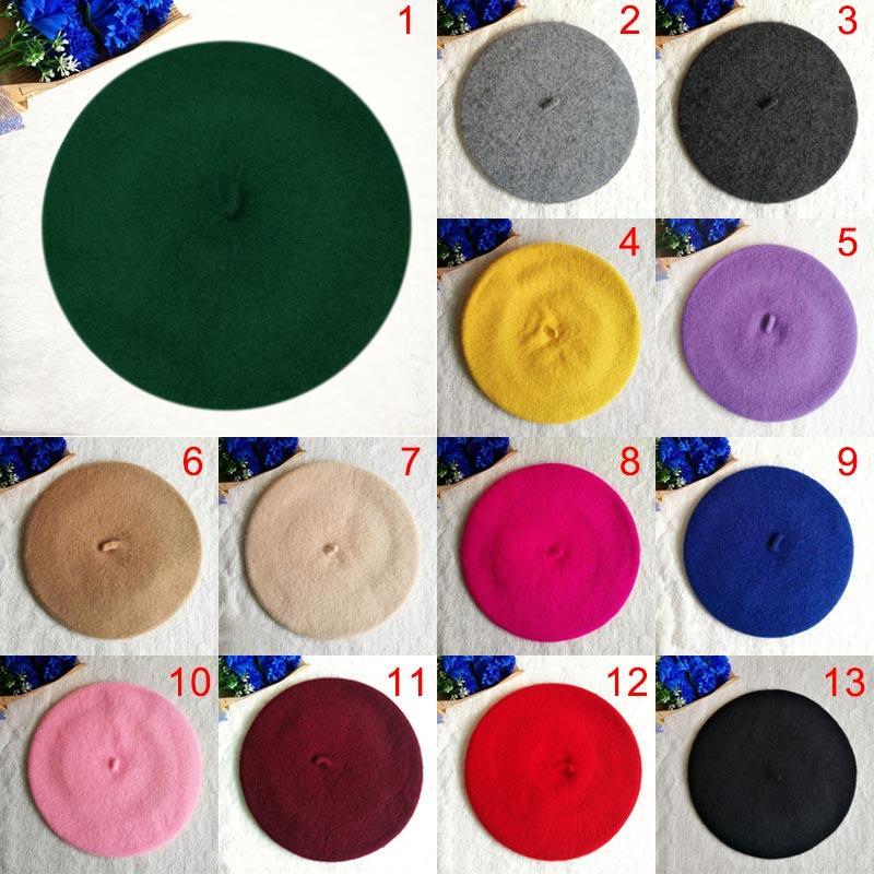 Moda Çocuk Çocuk Unisex İmitasyon Yün Sıcak Bere Beanie Hat Cap Sonbahar Kış Hediye -MX8 Caps