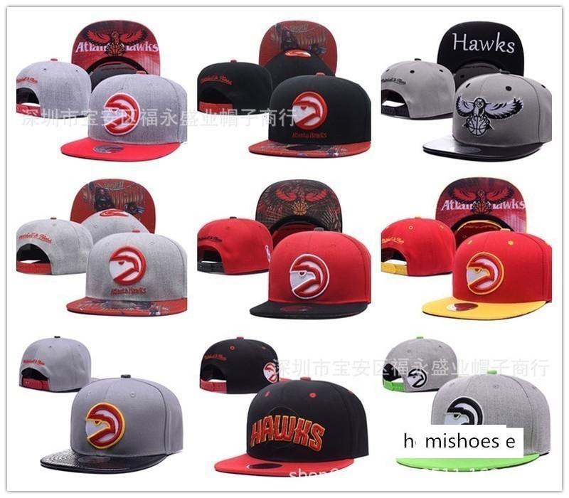 Şapkası seyahat kap güneş şapka Atlanta spor ve eğlence moda kap Hawks şapka