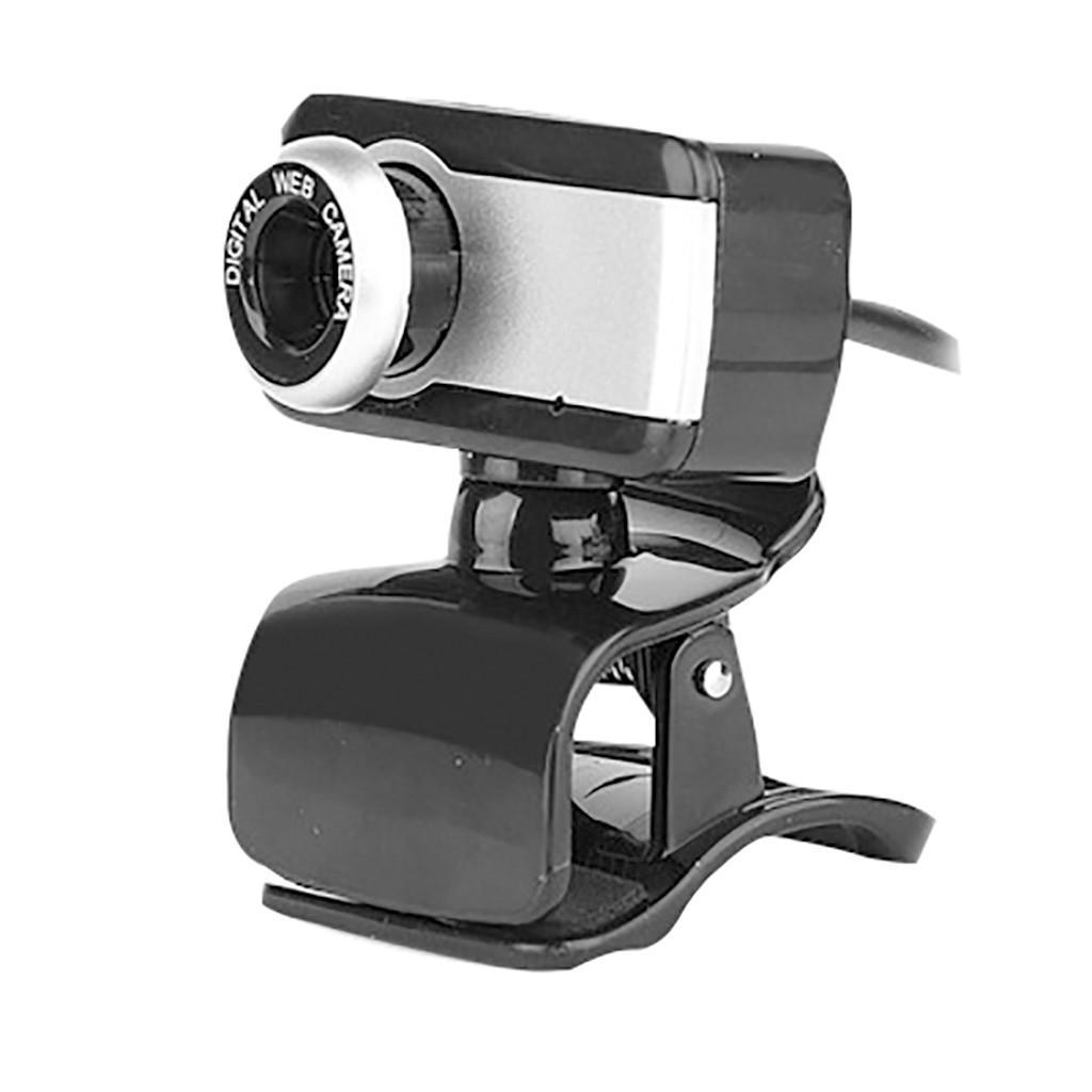 Компьютер PC Laptop USB2.0 веб-камера с микрофоном 360 ° Rotating HD камеры Веб-камеры для дома и офиса конференции Tablet Веб-камера клип