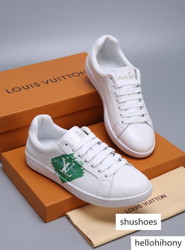 New8 Top-Persönlichkeit Freizeitschuh Mode wildes Paar Sportschuhe Reise Schuhe Geschäft Arbeit Original-Box-Verpackung Größe 35-45