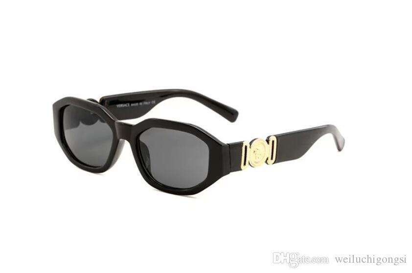 Popular não bo óculos de sol óculos de sol novos de moda do vintage mulheres do desenhador marca famosas mulheres designer de óculos de sol 4361