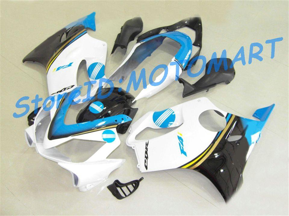 Verkleidungskit für HONDA CBR600F4I 04 05 06 07 CBR600 F4I 2004 2005 2006 2007 CBR 600F4I Spritzgießwerkzeug Verkleidungssatz HF4I07