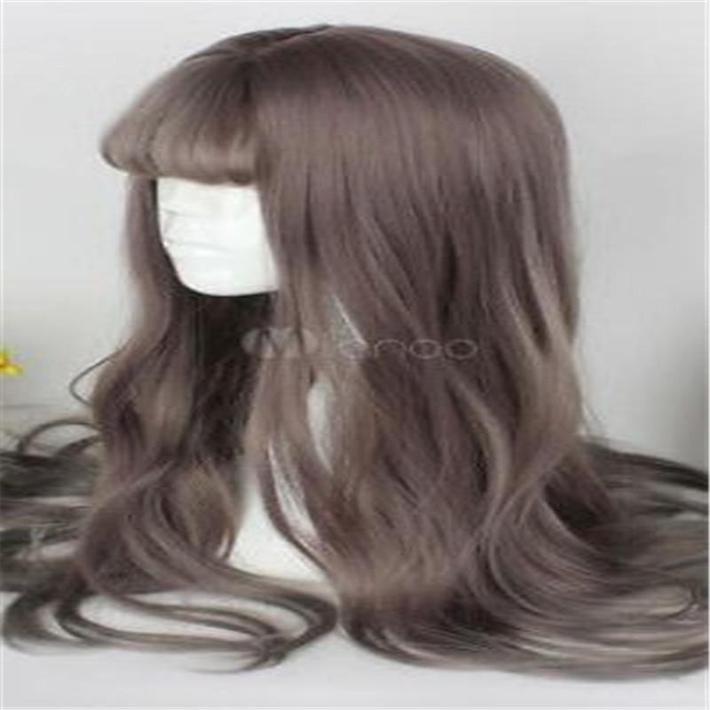 Лолита Популярные длинные волнистые Прическа Синтетические волосы парики