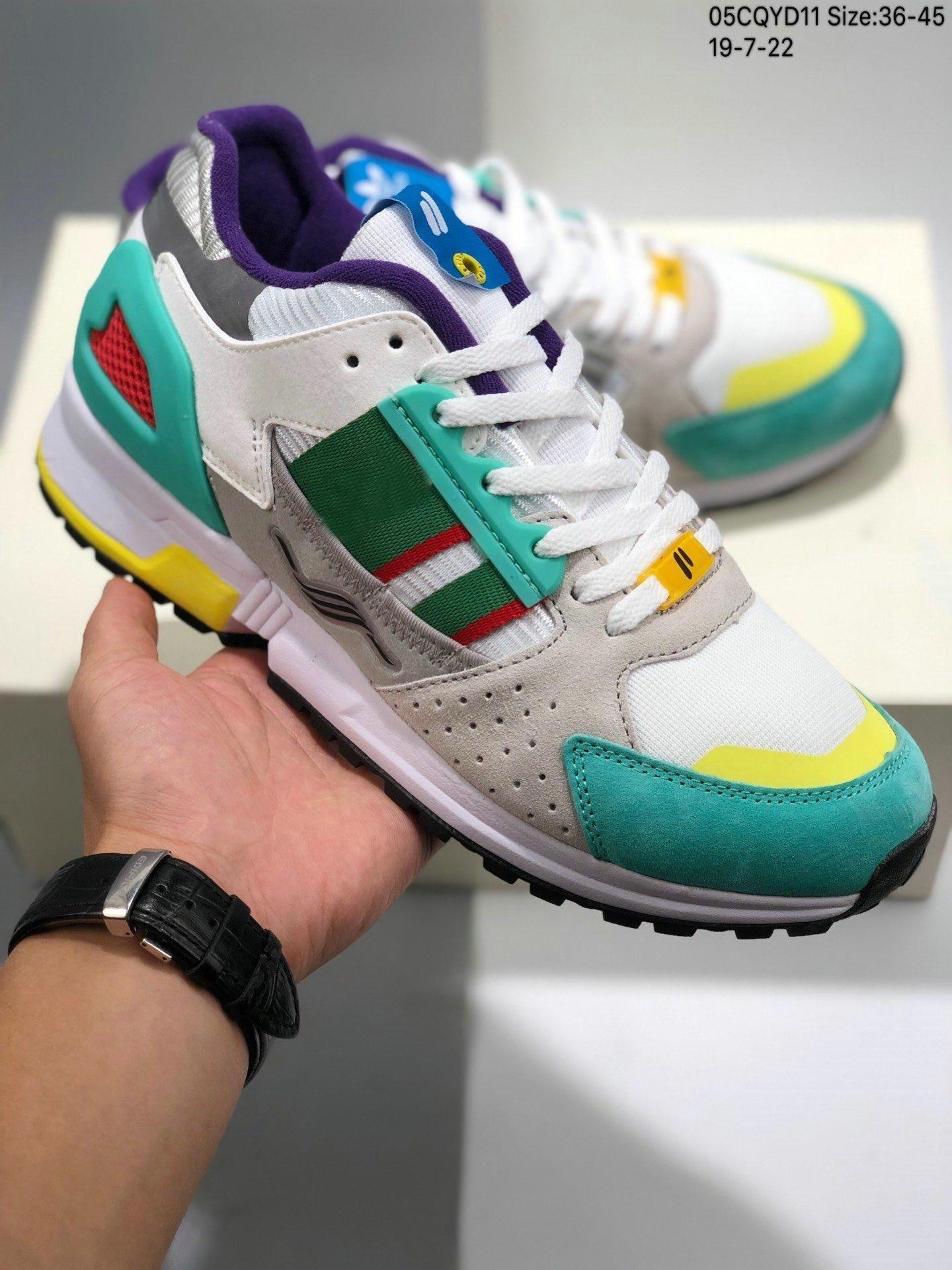 رجل اتحاد ZX 10000 C EQT4 zx10000 حذاء مصمم النساء الرجال الاحذية العلامة التجارية أولي مع صندوق