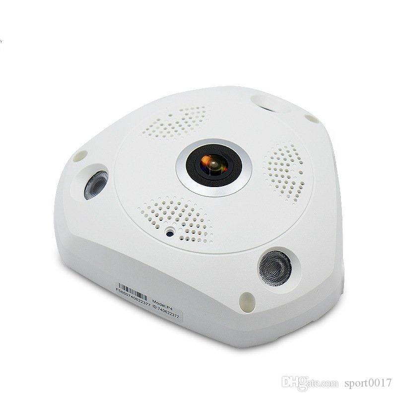 عالية الجودة HD 960P 360 درجة IP لاسلكية كاميرات للرؤية الليلية واي فاي كاميرا الشبكة IP CCTV كاميرا أمن الوطن كاميرا مراقبة الطفل