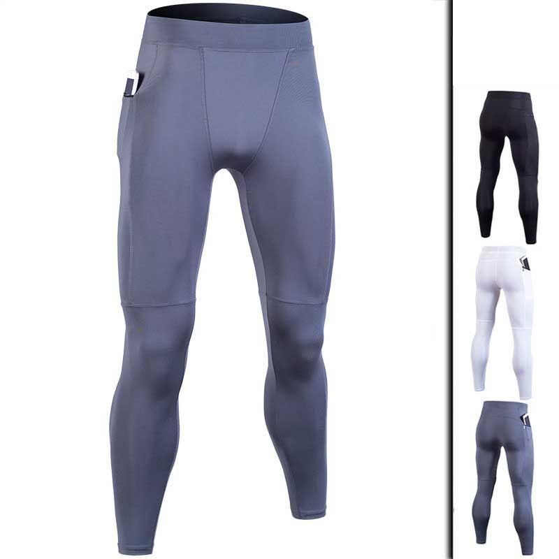 المصمم الجديد للسراويل الضاغطة اللياقة البدنية سريعة جفاف السراويل الرجال السراويل الرياضية السراويل Mens البانت لتشغيل السراويل الرياضية الهرولة
