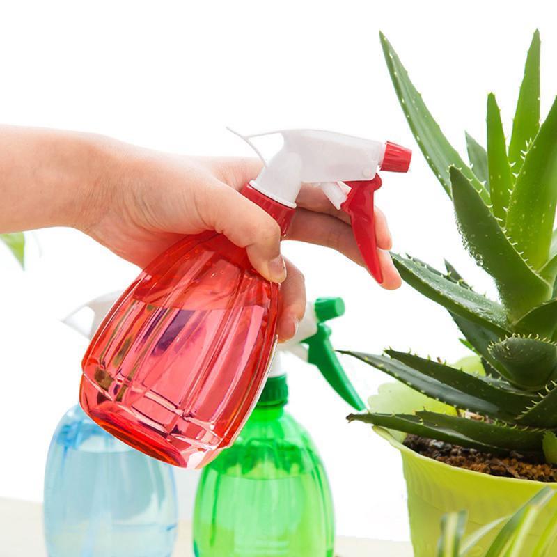 Multi-Fuctional Flacon vaporisateur vide Concise d'arrosage en plastique Bouteilles Fertilisation Arrosage Fleurs Salon plantes fournitures pour le jardinage