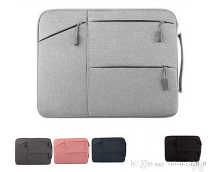 "For Macbook 11/""13/""15/"" Protective Laptop bag Sleeve Handbag Case Cover FF1"