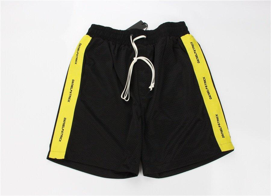 venda quente de alta qualidade DANIPATCK Shorts Rua Skate Moda Casual Calças Outdoor Curto soltas Verão Shorts Praia
