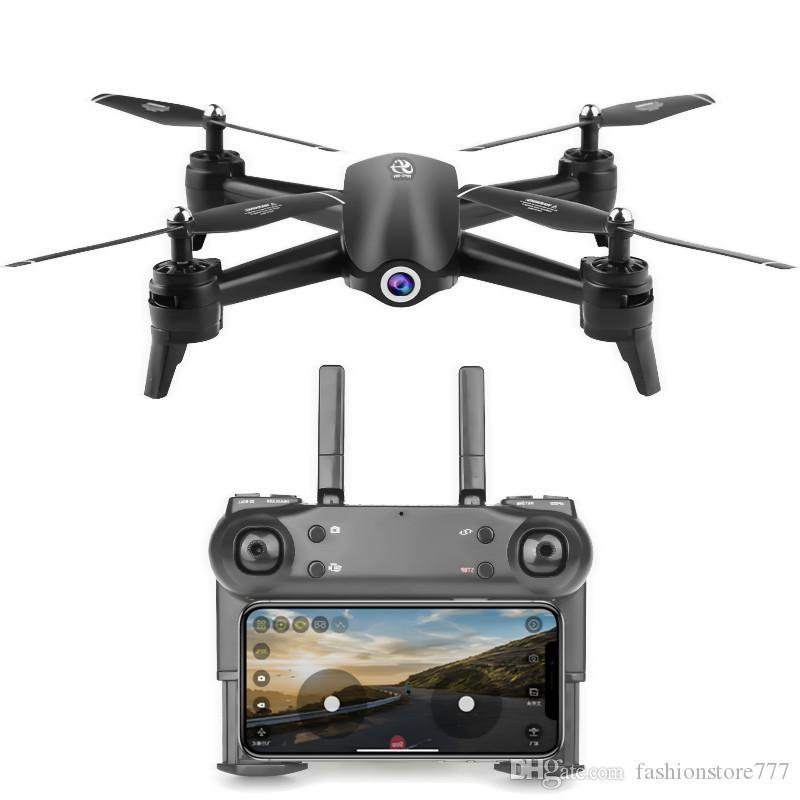 Bañera de control remoto aviones no tripulados S165 2.4G flujo óptico aviones no tripulados con 2 millones de / 5 Millones / 4K HD cámara adulto Aviones de juguete