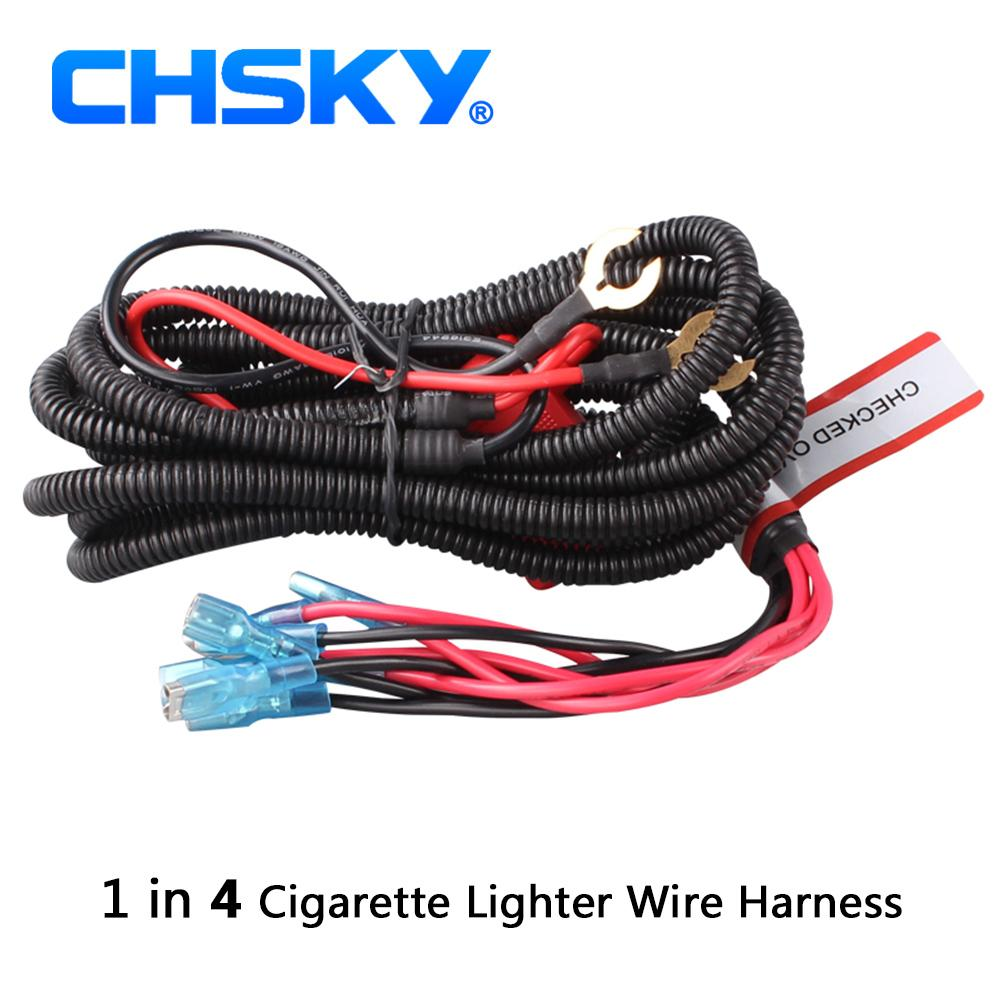 2020 CHSKY High Quality Wiring Harness Suitable For Car Cigarette Lighter  Power Socket & Car USB Charger Adapter Easy To Installation From Wondenone,  $15.76 | DHgate.ComDHgate.com