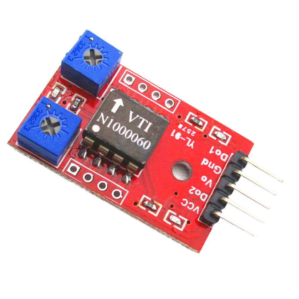 SCA60C Analoges Spannung Sensor Modul Tilt Sensor Module Motion für
