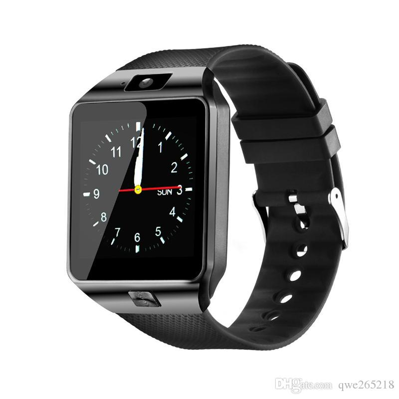 smart watchs for android smartwatch Samsung cell Phone watch bluetooth for apple iphone with U8 DZ09 GT08 with retail package