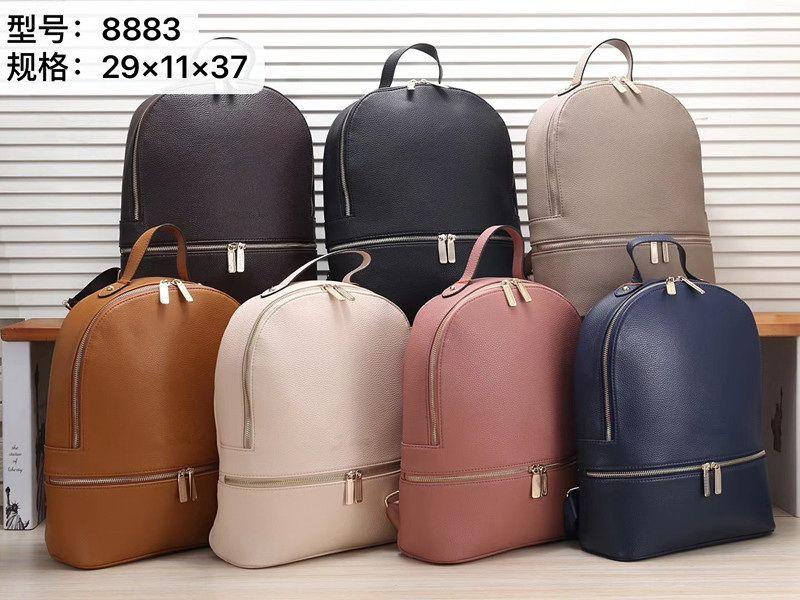 Kadınlar tasarımcı sırt çantaları okul çantası seyahat çantaları kaliteli pu deri bookbag omuz çantası çantalar sıcak satış