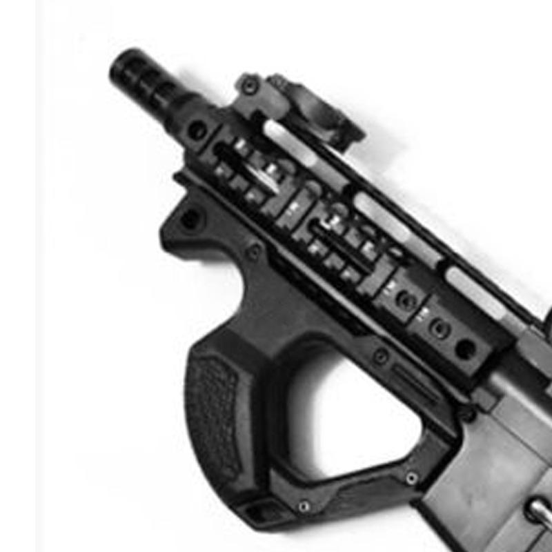 Oyuncak tabanca taktikleri CQR CQR popo kavrama bilim kurgu seti T101 dan yeni model jinming8 XM316 su kartuş sonradan kaçış 3D